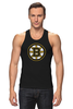 "Майка (Мужская) ""Boston Bruins"" - медведь, хоккей, nhl, бостон, boston bruins"