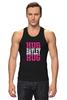 """Майка (Мужская) """"Hug Bayley Hug (WWE)"""" - wwe, hug, рестлинг, bayley, бэйли"""