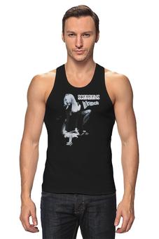 "Майка классическая ""Scorpions Band"" - heavy metal, hard rock, scorpions, скорпионс, хеви метал"
