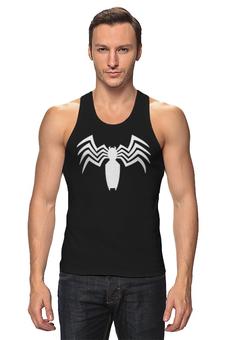"""Майка классическая """"Venom"""" - арт, футболка мужская"""