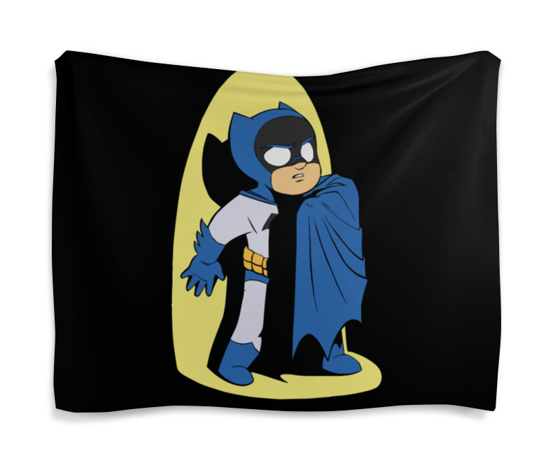 Printio Batman / бэтмен гобелен 180х145 printio armored batman бэтмен в броне