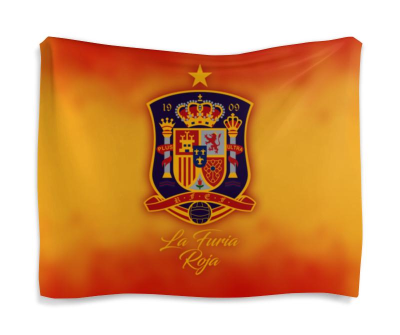 где купить Гобелен 180х145 Printio Сборная испании по лучшей цене