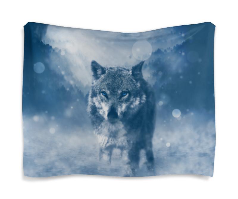 Гобелен 180х145 Printio Волк с голубыми глазами холст 20х30 printio волк с голубыми глазами
