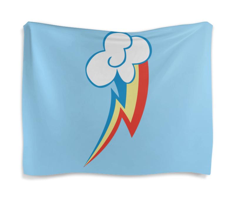 Гобелен 180х145 Printio Rainbow dash / радуга дэш dash