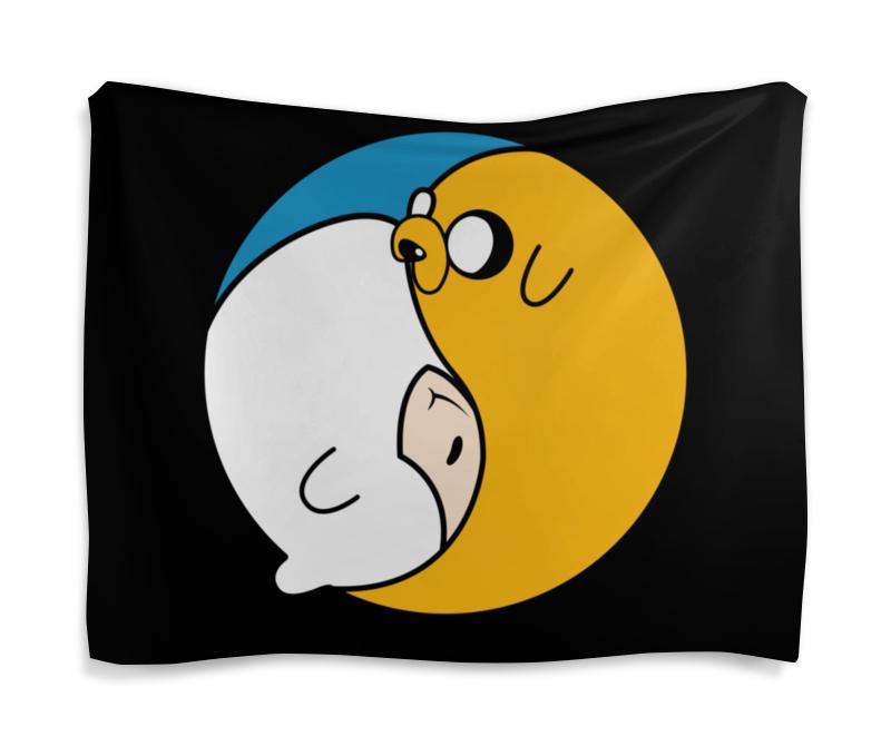 Гобелен 180х145 Printio Adventure time / время приключений гобелен 180х145 printio мостик
