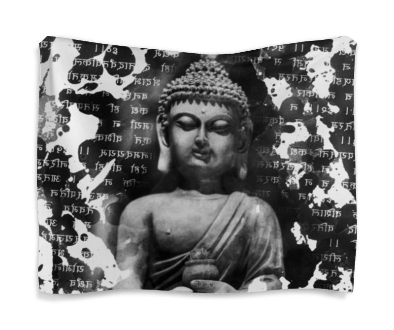 Гобелен 180х145 Printio Будда (письмена) коробка для футболок printio будда письмена