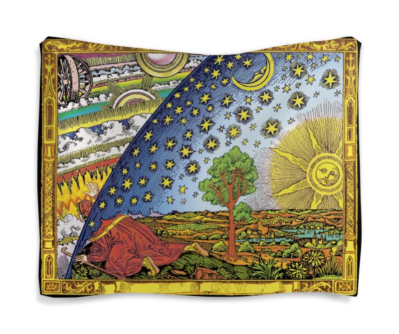 к в кольбе пейзаж гравюра германия начало xix века Гобелен 180х145 Printio Гравюра фламмариона в цвете