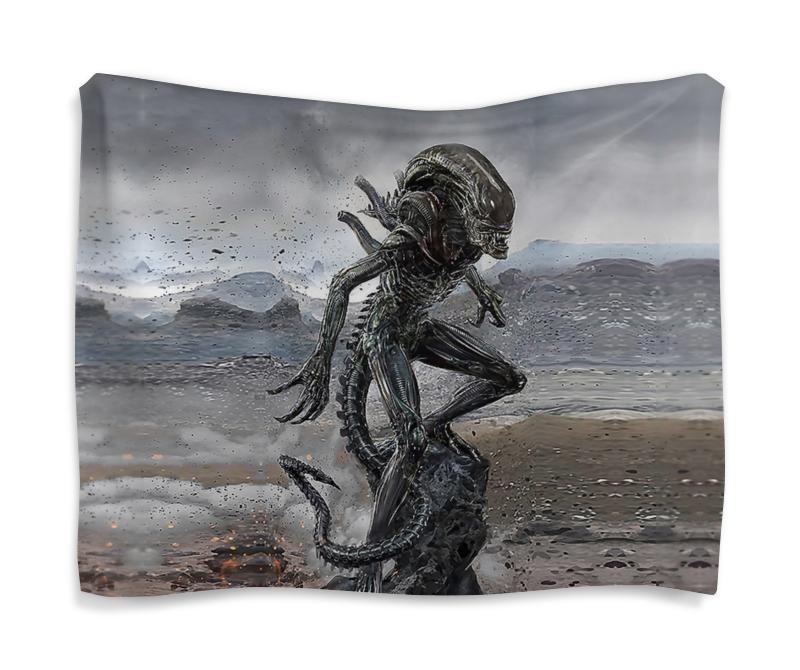 Гобелен 180х145 Printio Alien design гобелен 180х145 printio russia design