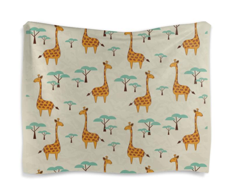 Гобелен 180х145 Printio Жирафы ahura 06фигура жирафы