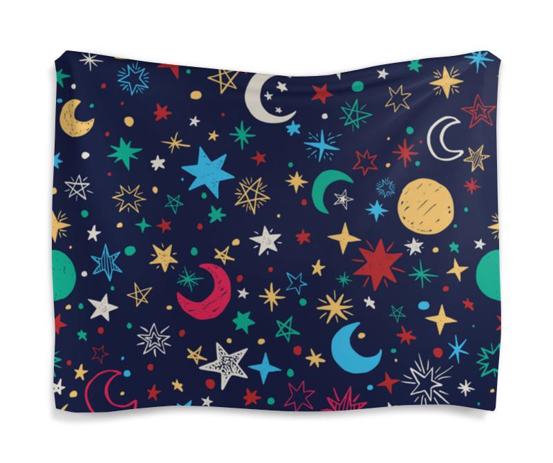 Гобелен 180х145 Printio Звёздное небо анатолий пушкарёв желудок мозг и звёздное небо