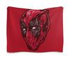"Гобелен 180х145 ""Deadpool / Дэдпул"" - комиксы, marvel, deadpool, марвел, дэдпул"