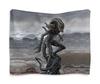 """Гобелен 180х145 """"ALIEN Design"""" - монстр, alien, инопланетянин, чужой, пришелец"""