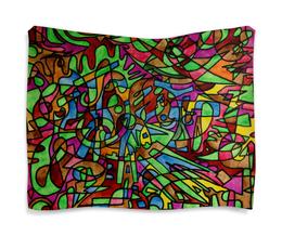 """Гобелен 180х145 """"s`s`s-0.w"""" - арт, узор, абстракция, фигуры, текстура"""