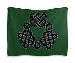 """Гобелен 180х145 """"Переплетёнка"""" - узор, орнамент, славяне, кельты, викинги"""