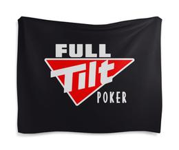 """Гобелен 180х145 """"Full Tilt Poker"""" - покер, казино, pokerstars, casino, full tilt poker"""