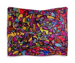 "Гобелен 180х145 ""rrg`90`90=-="" - арт, узор, абстракция, фигуры, текстура"
