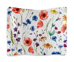 """Гобелен 180х145 """"Полевые цветы"""" - красиво, цветы, природа, полевые цветы"""