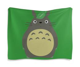 "Гобелен 180х145 ""Totoro / Тоторо"" - арт, аниме, иллюстрация, тоторо, totoro"