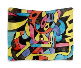 "Гобелен 180х145 ""ttt`12ll"" - арт, узор, абстракция, фигуры, текстура"