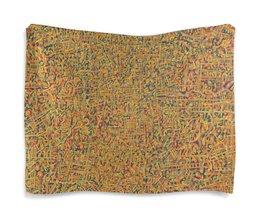"""Гобелен 180х145 """"Сандал"""" - арт, узор, абстракция, фигуры, текстура"""