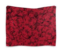 """Гобелен 180х145 """"Розочки"""" - любовь, цветы, день святого валентина, розы, день влюблённых"""