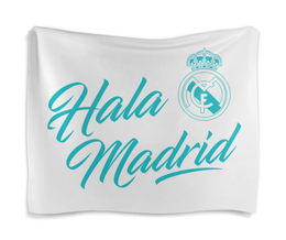 "Гобелен 180х145 ""Реал Мадрид"" - футбол, real madrid, реал мадрид, футбольный клуб, реал"