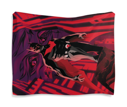 "Гобелен 180х145 ""Batman Beyond / Бэтмен Будущего "" - бэтмен, dc comic, batman beyond, бэтмен будущего"