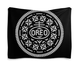 """Гобелен 180х145 """"Печенье Орео / Oreo cookies"""" - еда, oreo, орео, печенье, cookies"""