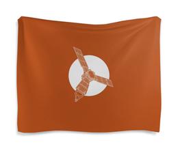 "Гобелен 180х145 ""Juno Mission"" - космос, наса, юпитер, юнона"