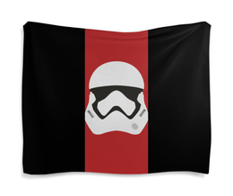 "Гобелен 180х145 ""Star Wars Stormtrooper / Звездные Войны Штурмовик"" - star wars, звездные войны, штурмовик, stormtrooper, первый орден"