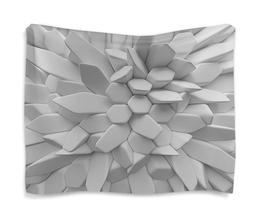 """Гобелен 180х145 """"Abstraction 3D"""" - фантастика, абстракция, 3d, иллюзия, инсталляция"""