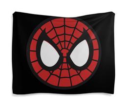 """Гобелен 180х145 """"Spider-man / Человек-паук"""" - мультфильм, комиксы, фильм, spider-man, человек-паук"""