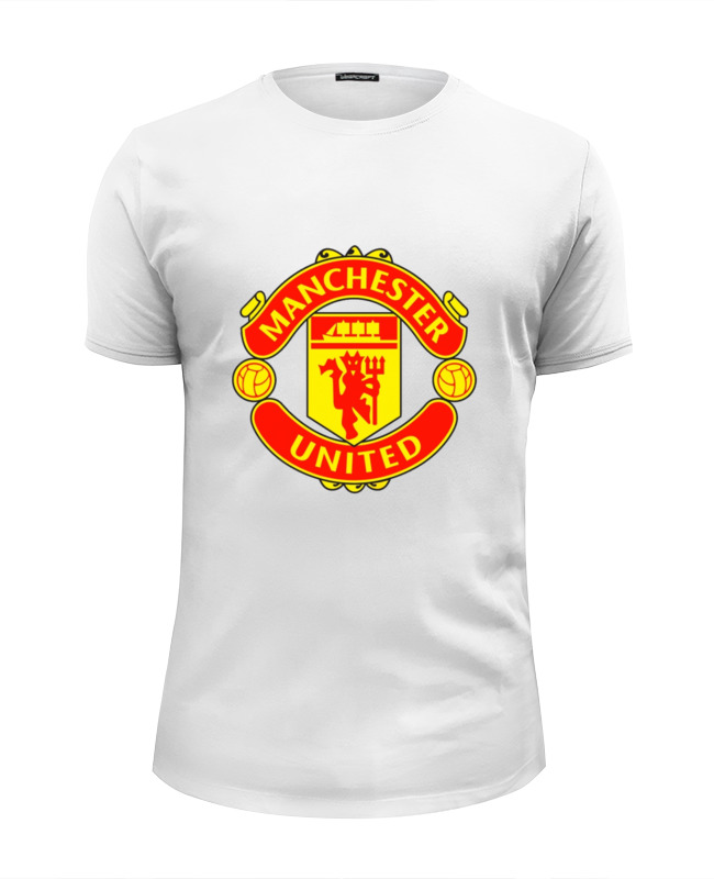 Printio Manchester united толстовка wearcraft premium унисекс printio manchester united