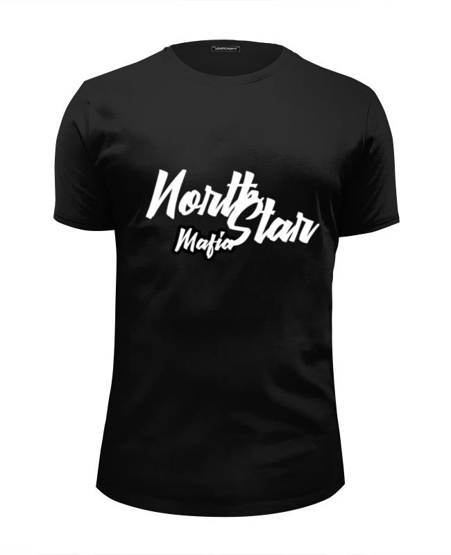 Футболка Wearcraft Premium Slim Fit Printio North star mafia футболка wearcraft premium slim fit printio north star team
