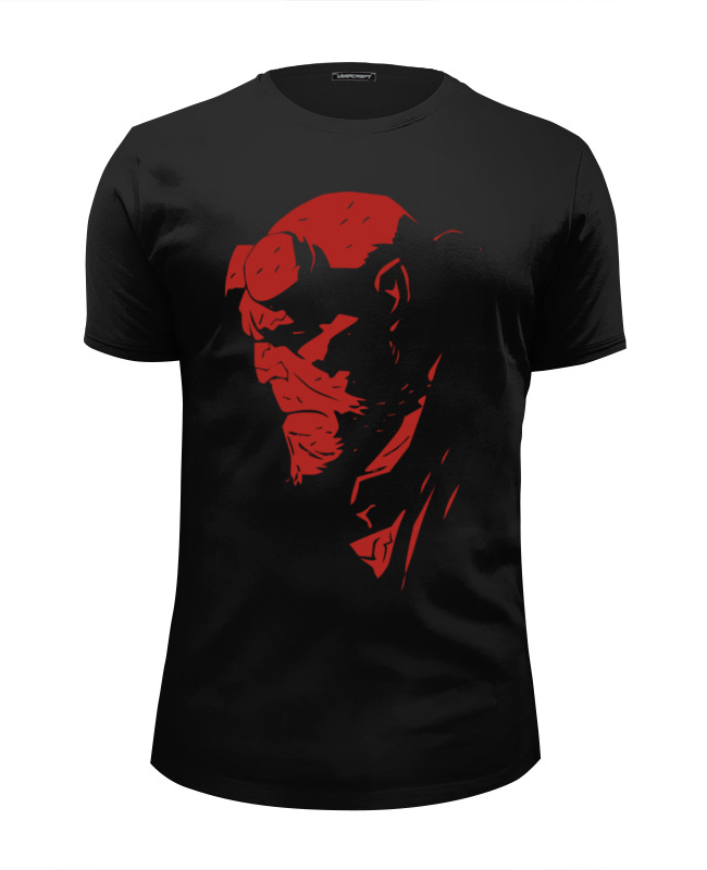 Printio Hellboy (хеллбой) футболка wearcraft premium slim fit printio dark horse comics