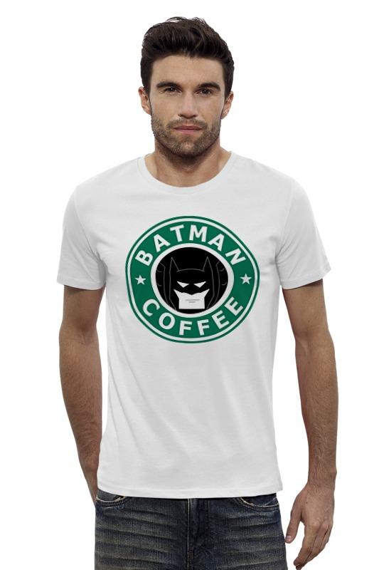 Футболка Wearcraft Premium Slim Fit Printio Batman coffee футболка wearcraft premium slim fit printio batman beyond