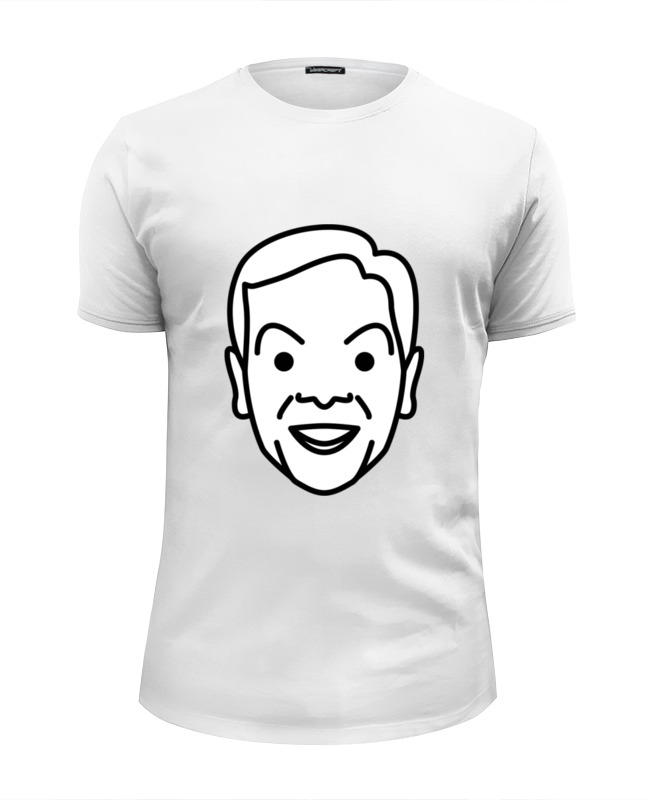 Футболка Wearcraft Premium Slim Fit Printio Мистер бин футболка wearcraft premium slim fit printio футболка мистер бин