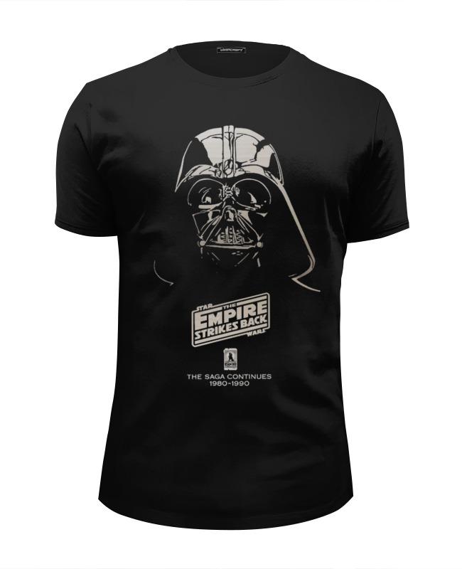 Футболка Wearcraft Premium Slim Fit Printio The empire strikes back футболка wearcraft premium slim fit printio empire time
