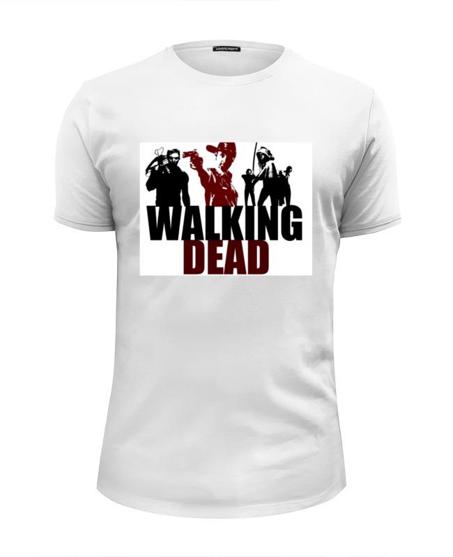 Printio Ходячие мертвецы футболка wearcraft premium slim fit printio постапокалиптический