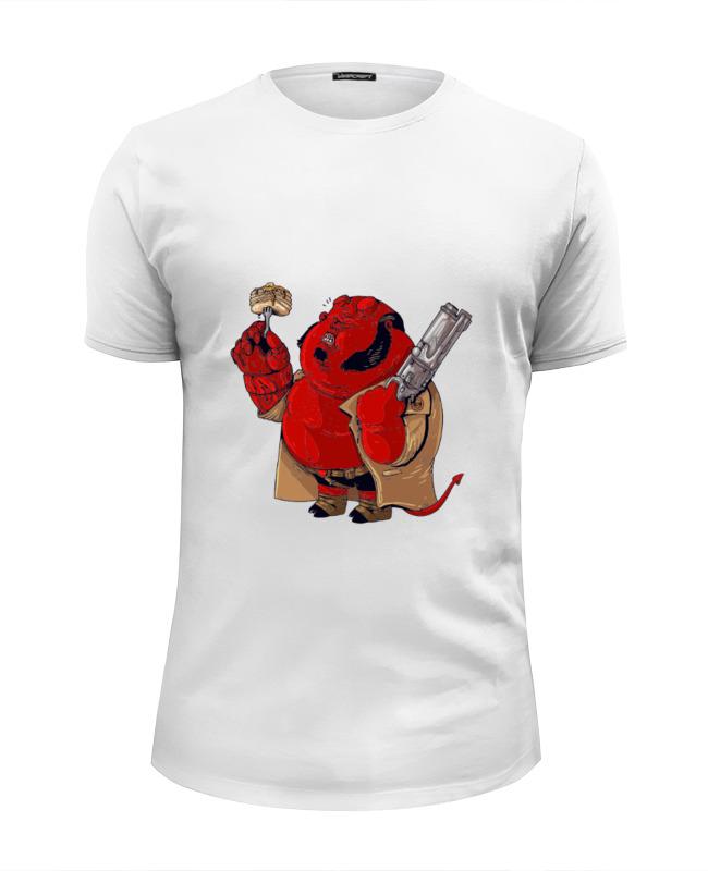 Printio Fat hellboy футболка wearcraft premium printio алмаз и рука