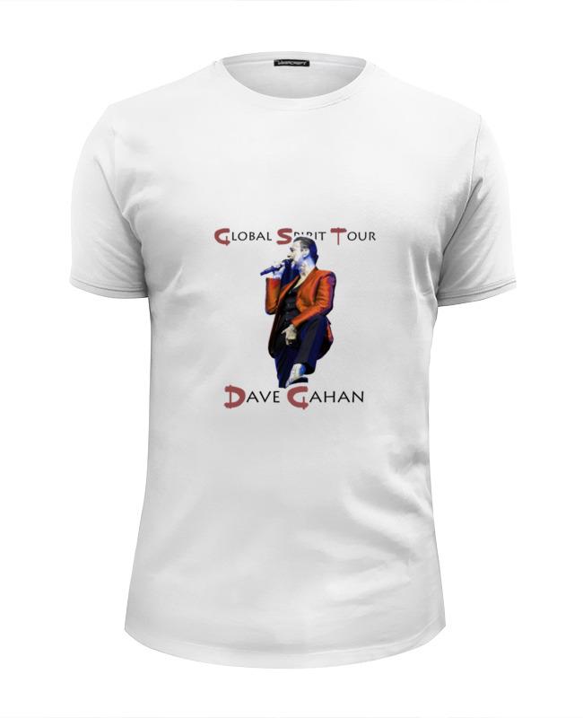 Футболка Wearcraft Premium Slim Fit Printio Dave gahan on tour 3 футболка wearcraft premium slim fit printio дэйв страйдер homestuck