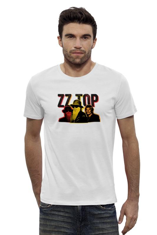 Футболка Wearcraft Premium Slim Fit Printio Zz top! zz top – fandango lp
