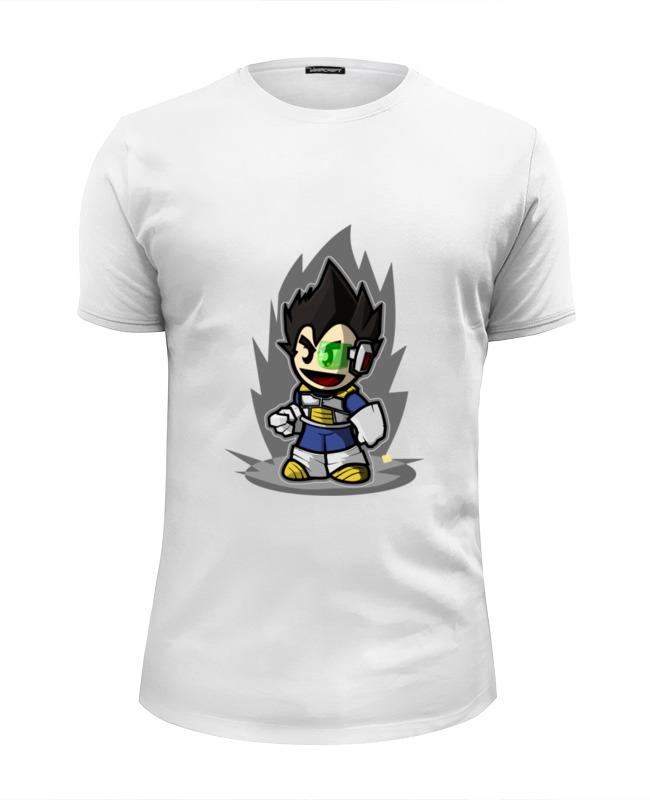 Футболка Wearcraft Premium Slim Fit Printio Гоку (жемчуг дракона) футболка wearcraft premium slim fit printio дух дракона