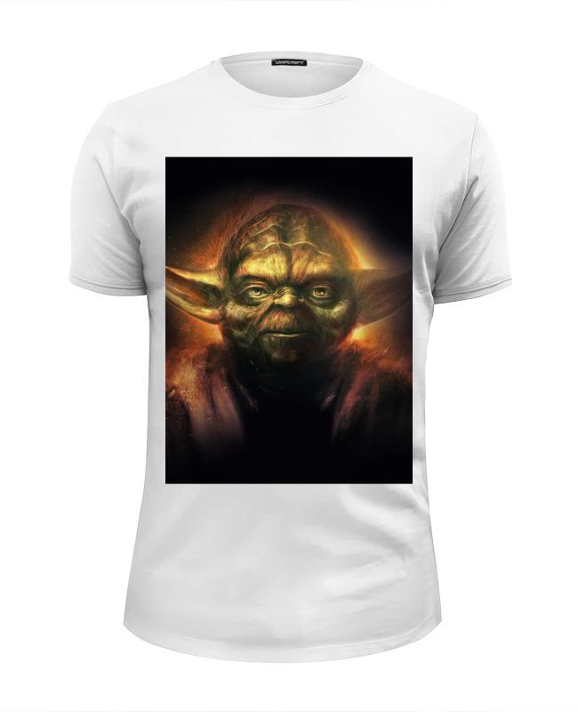 Футболка Wearcraft Premium Slim Fit Printio Йода (yoda) футболка wearcraft premium slim fit printio yoda йода