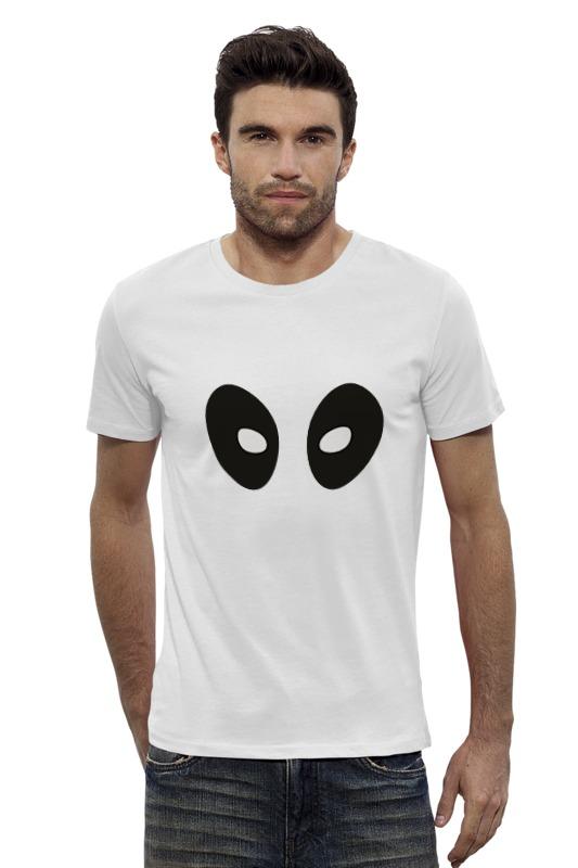Футболка Wearcraft Premium Slim Fit Printio Deadpool футболка wearcraft premium slim fit printio неизвестный солдат