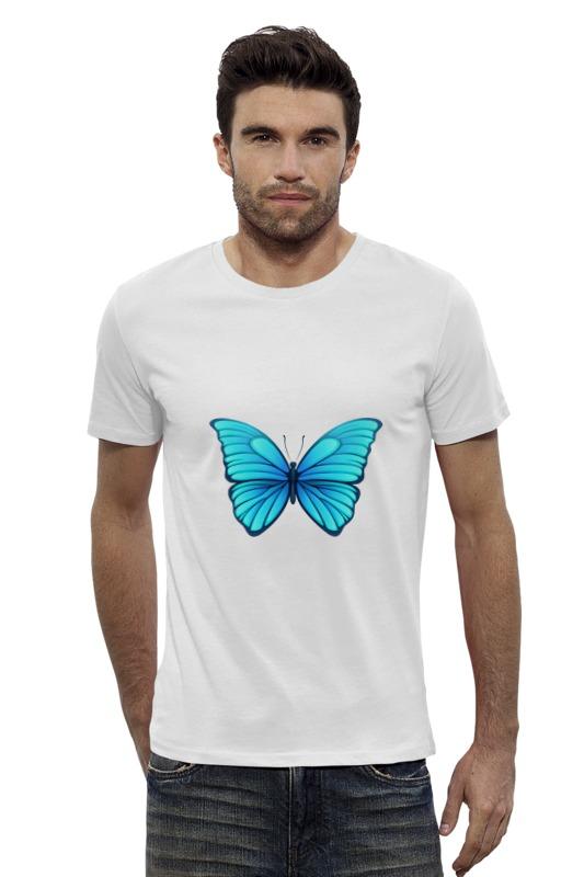 Футболка Wearcraft Premium Slim Fit Printio Butterfly футболка wearcraft premium slim fit printio avengers