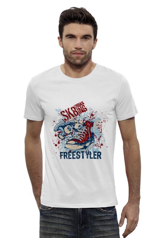 Футболка Wearcraft Premium Slim Fit Printio Freestyler футболка wearcraft premium slim fit printio avengers