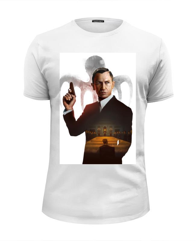 Printio 007: spectre футболка wearcraft premium printio spectre octopus