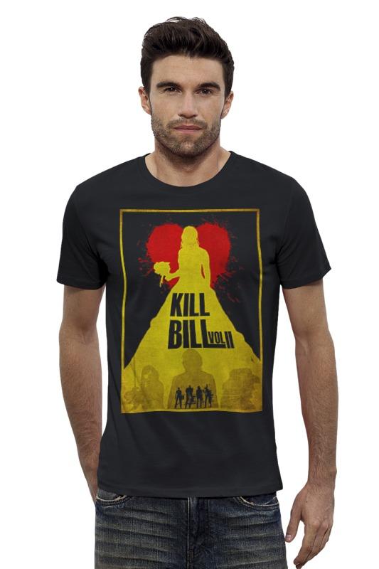 Футболка Wearcraft Premium Slim Fit Printio Kill bill 2 футболка для беременных printio убить билла