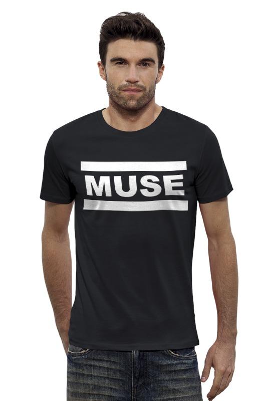 Футболка Wearcraft Premium Slim Fit Printio Muse (муза) футболка стрэйч printio muse